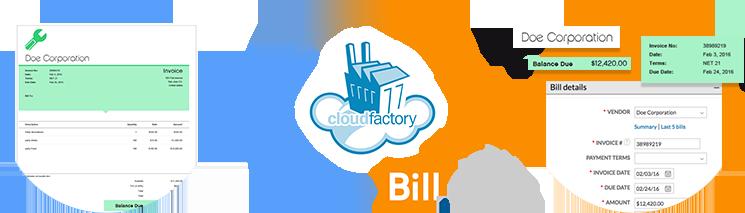 Bill Dizitization